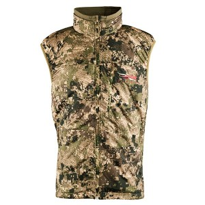 Kamizelka Kelvin Lite Vest - Ground Forest